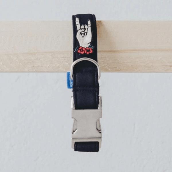 Bæredygtigt hundehalsbånd, cool detalje