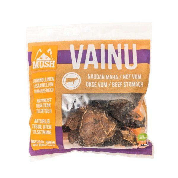 MUSH // Tørret oksekallun der giver gode mavebakterier (180 g)