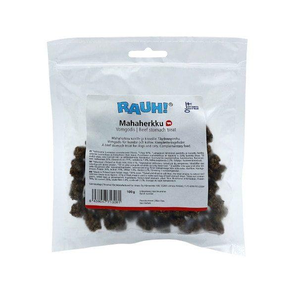 RAUH! Tripe treat // tørret kallungodbid