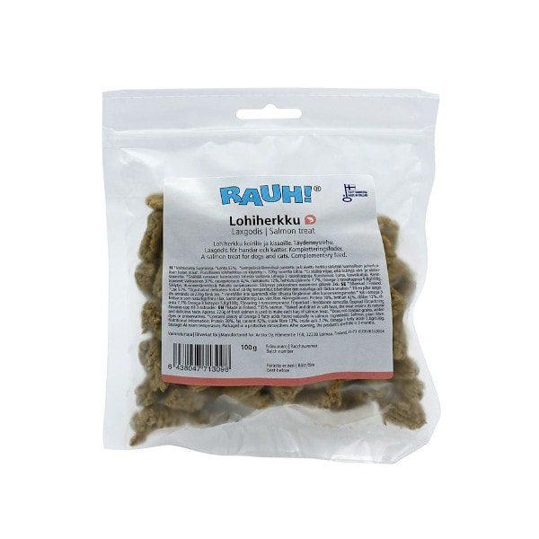RAUH! Salmon treat// blød laksegodbid