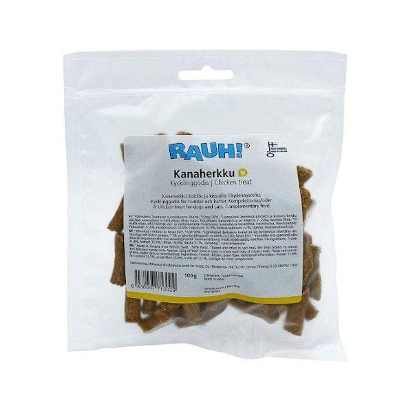 RAUH! Chicken treat // Træningsgodbid med kylling