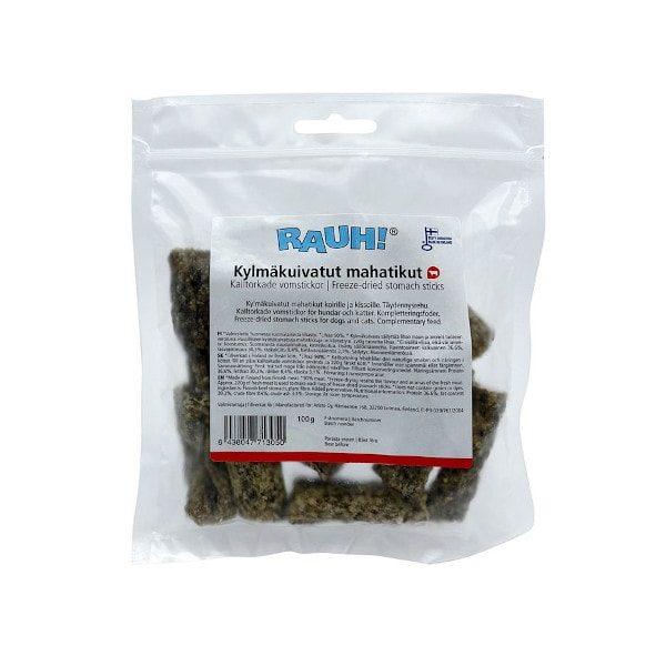 RAUH! Tripe sticks // smagfuld kallunsnack